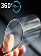 Microsonic Huawei Mate 20 Lite Nano Cam Ekran Koruyucu Renksiz